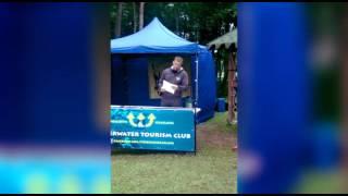 15 - 16 июля 2017 года на озере Дридза,  Краславского края, Латвия состоялся   XII международные соревнования  по подводной охоте   Spearfishing Dridza CUP 2017  II этап Чемпионата Латвии.