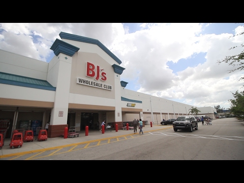 Free membership at BJ's Wholesale Club