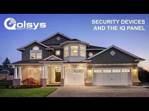 Qolsys: Security Devices Webinar