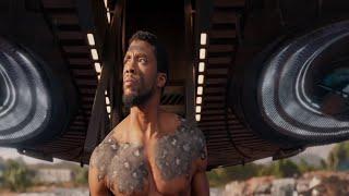 Marvel lanza un nuevo tráiler de 'Black Panther'
