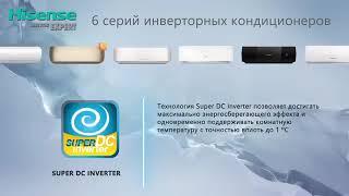видео Hisense AS-07HR4SYDTG5