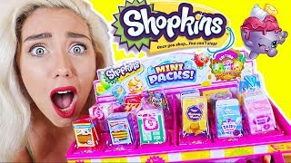 Opening $200 Shopkins Mini Food Surprises!Collectibles! | LIMITED, RARE, ULTRA RARE FINDS