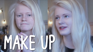 One of NotJustBlonde's most viewed videos: Make up, Insecurity and Learning to Love It