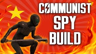 Fallout 4 Builds - The Communist Spy - Ninja Build