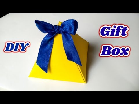 How to make Beautiful DIY gift Box / DIY Gift Box Ideas.