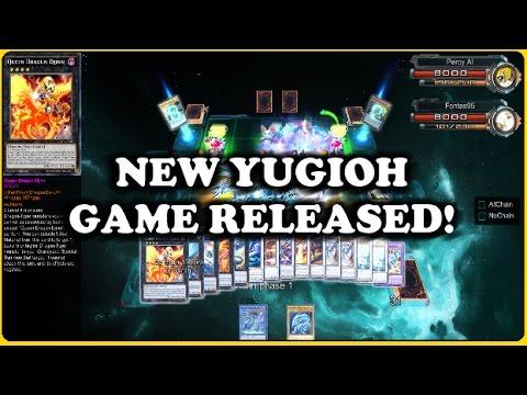 New Yu Gi Oh Pc Game Released Ygo Pro 2 3d Online
