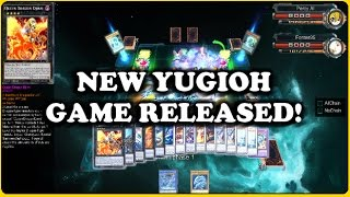 """NEW YU-GI-OH PC GAME RELEASED! - """"YGO PRO 2"""" - 3D Online/Offline HD Card Game (Free Download)"""