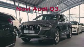 Novi AUDI Q3 35TFSI (2019) - Porsche Inter Auto Slovenia