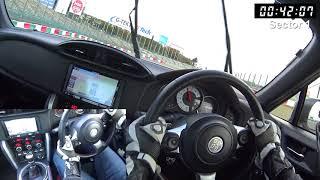 鈴鹿サーキットをノーマル86でアタック