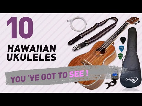 Hawaiian Ukuleles Video Collection // The Most Popular 2017