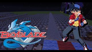 Beyblade Opening [English] Minecraft