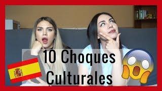 10 Choques Culturales | España