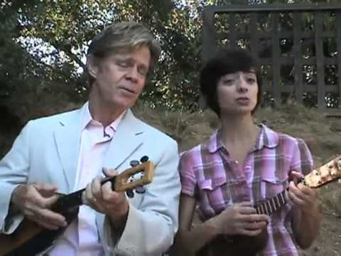 William Mace and Kate Micucci singing It's Time To Get Laid