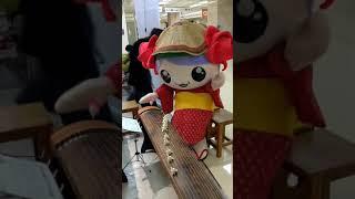 ローラ ゆるキャラ ふくやま 福山 琴 箏 伝統 邦楽 FUKUYAMA.