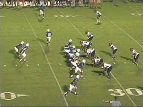 2009 Record Game Drive vs Gadsden City