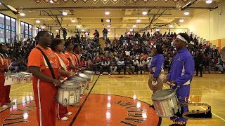 Julian vs Dunbar 2017 - Drumline Battle Windy City Rumble thumbnail