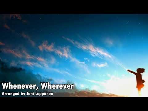Whenever, Wherever Instrumental