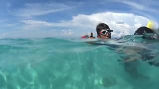 Snorkeling at Sibuan Island (Sabah)