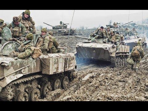 Классный боевик про войну в Чечне  Военный фильм