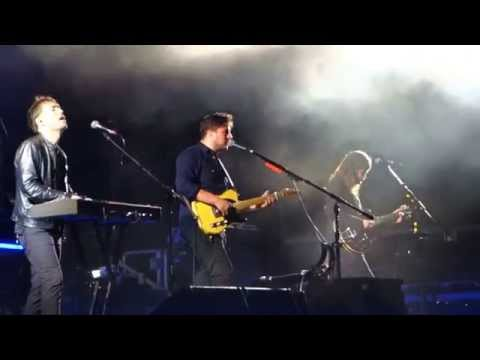 Mumford and Sons - Only Love @ Niagara on the lake / butler
