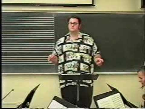 Conductor Training Part 4 - Serenade for Strings B