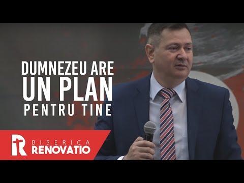 Florin Ianovici - Dumnezeu are un plan pentru tine | MISIUNEA RENOVATIO