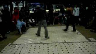 King of the Gazebo: PJ styles (Calamities) vs Floetic (IGSNP)