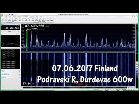 Podravski Radio 87.6 Mhz (Croatia)