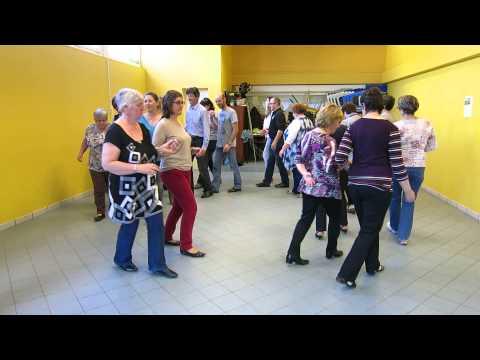 LATINO : HELLO HEART (danse en ligne à deux)