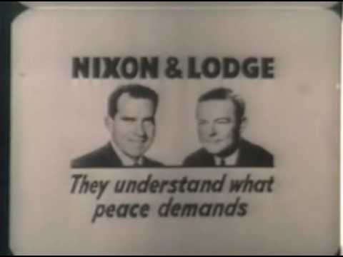 Nixon - Dealing with Khruschchev 1960 Election Ad