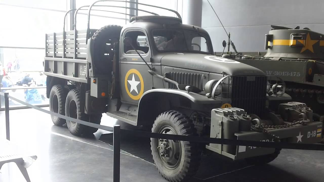 CCKW Hardtop National World War II Museum New Orleans Louisiana - World war ii museums in usa