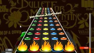 First Of The Year- Skrillex-  Expert Guitar Flash Custom 2.0 Best Impossível