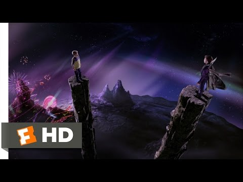 Sharkboy and Lavagirl 3-D (11/12) Movie CLIP - A Better Dream Than This (2005) HD