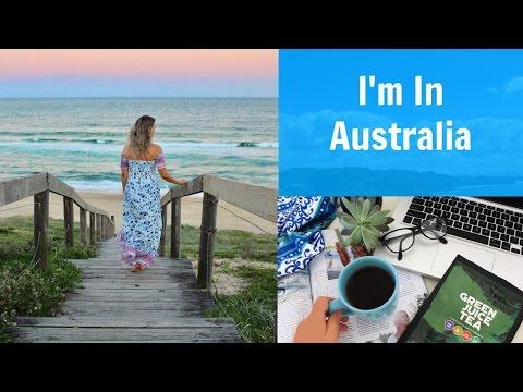 I'm In Australia