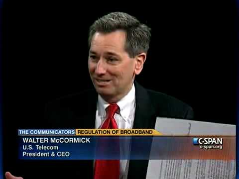 The Communicators: Regulation of Broadband Services