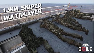 Arma 3 Exile | Apex Server Multiplayer Sniping from 1.5km