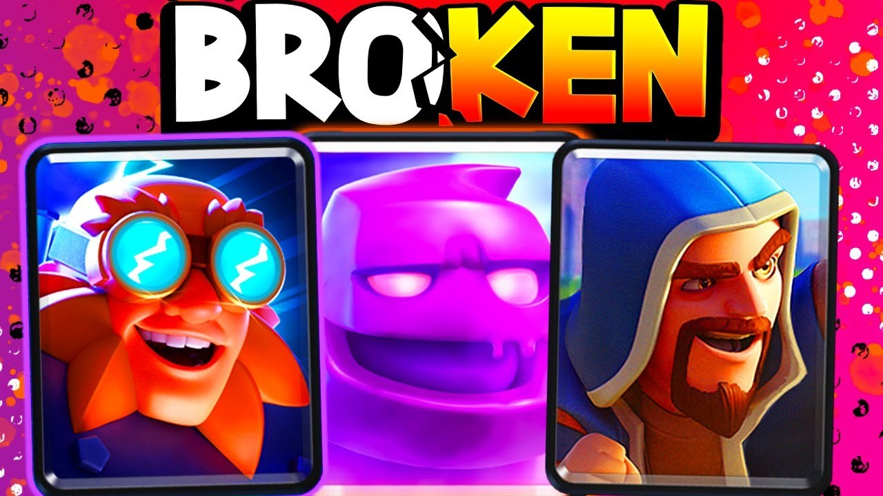 BROKEN: 8 Cards that NEED BALANCE NOW in Clash Royale!