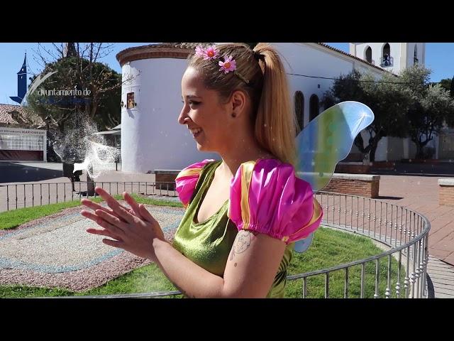 El 'Hada de las Compras' en Sevilla la Nueva