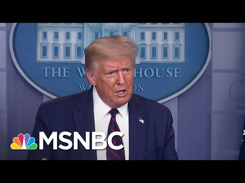 The Devastation From Coronavirus Appears To Have Sealed Trump's Political Fate | Deadline | MSNBC