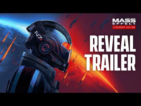 Mass Effect™ Legendary Edition Official Reveal Trailer (4K)