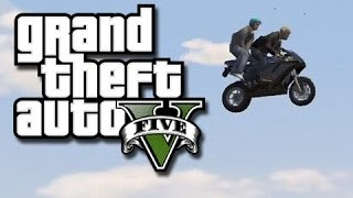 gta 5 online funny gameplay moments 13 shadow s large thing and fence car glitch