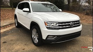 2018 Volkswagen Atlas – The Biggest People Car Ever Made!