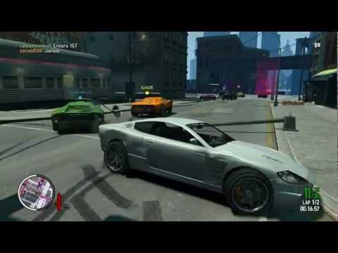GTA IV/EFLC: Rockstar Social Club Multiplayer Event - 6 Races! - [February 24, 2012]