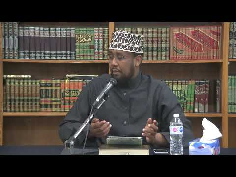 Tafsir Somali Halaqa - October 19 2019
