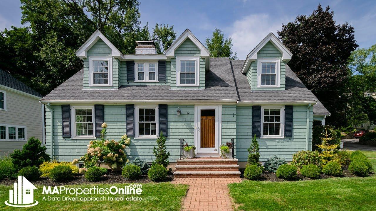 Home for Sale - 10 Morton Road, Arlington