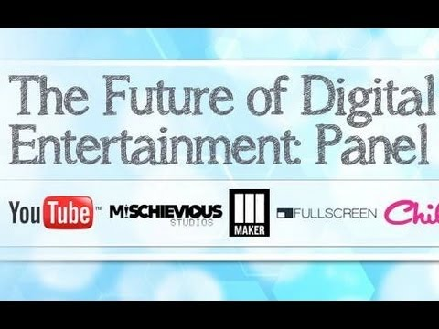 The Future of Disruptive Digital Entertainment - Sponsored b