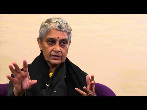 Message from Gayatri Chakravorty Spivak -THE 2012 KYOTO PRIZE