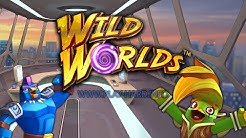 Wild Worlds (NetEnt) BIG WIN