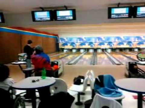 Collin Pickup bowling 300 perfect game