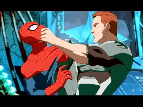 Совершенный Человек-Паук 3 сезон 10 серия